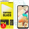 For LG K41S K51S K61 Q61 Q51 Caseswill HD-Clear Tempered Glass Screen Protector