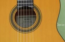Schöne 4/4 Konzert-Gitarre YAMAHA CG-101 A Fichte - neue Saiten - Top!
