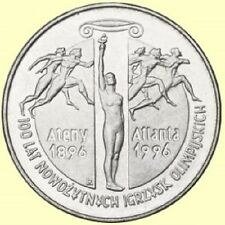 Poland / Polen 1995 - 2zl 100 years modern Olympic games