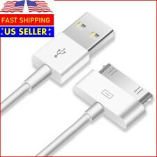 USB Data Sync Cable Cord Charger for iPhone 4 4G 4S 3GS iPod Nano Touch 4G