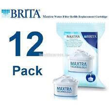 12 PACK BRITA Maxtra Water Filter Refills Replacement Cartridge Marella Genuine