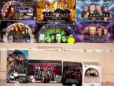 Stargate TV Series Trading Card Empty Display Box Set of 10- FREE S&H (KATC-302)