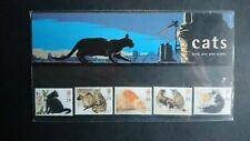 Great Britain Stamps 1995 Presentation Pack Cats