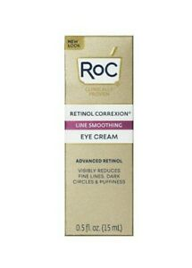 RoC Retinol Correxion Eye Cream, 0.5 Fl Oz
