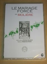 DVD THEATRE / LE MARIAGE FORCE / MOLIERE / COMEDIE FRANCAISE / NEUF SOUS CELLO