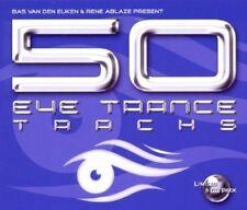 50 EYE-TRANCE TRACKS 5 CD NEU