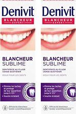 Denivit Dentifrice blancheur Eclat - 50ml 830600