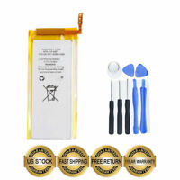 Brand New 3.7V Li-ion Battery Replacement for iPod Nano 5 5th Gen + free Tools