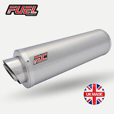 KTM 390 Duke 2017+ F1R Road Brushed S/S Round MicroMini UK Street Legal Exhaust