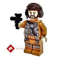 Lego Star Wars - Resistance Speeder Pilot *NEW* from set 75195