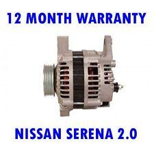 NISSAN SERENA 2.0 MPV 1992 1993 1994 1995 1996 1997 - 2005 RMFD ALTERNATOR