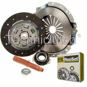 LUK 3 PART CLUTCH KIT FOR RENAULT 18 SALOON 1.6 TURBO