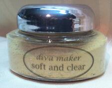 Swedish Diva Maker Soft & Clear 100% Indian Mudd Clay Facial Mask 4 GLOWING SKIN