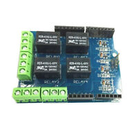 Mini 4-Channel 5V Relay Module Board Used For  , AVR, PIC, ARM, PLC