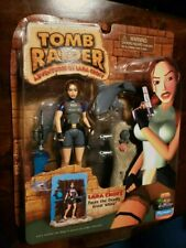 Tomb Raider Adventures Of Lara Croft: Faces The Deadly Great White Action Figure