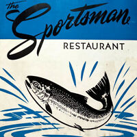 Vintage 1930s Sportsman Restaurant Menu Seattle Jucyray Roasted Meats Washington
