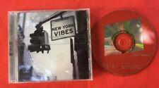 NEW YORK VIBES 1997 UN NITE SURCOS COMPILACIÓN 537462-2 BUEN ESTADO CD
