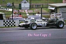 Vic Elford Cooper T86B British Grand Prix 1968 Photograph