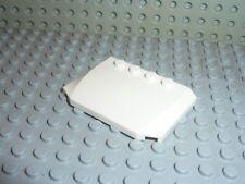 Capot LEGO White wedge ref 52031 / Set 8037 5971 7888 4999 7699 7636 7990 7890..