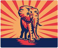 Mousepad Textil Elefant Motiv Nr. 15 Mauspad