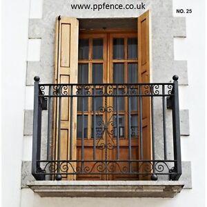 Building Regulations Juliet Balcony,Balustrades,Railings ( No. 25 ) HIGH QUALITY