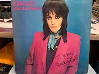 Joan Jett & The Black Hearts  I Love Rock N Roll LP 1981 BOARDWALK 33243 INNER