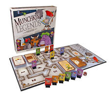 Munchkin Legends Deluxe Board Game Steve Jackson Games SJG 1512