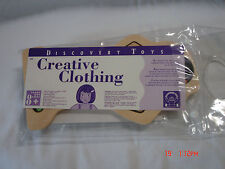 Discovery Toys Creative Clothing Asian Girl #3894