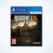RESIDENT EVIL VII 7 : BIOHAZARD sur PS4 / Neuf / Sous Blister / Version FR