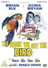 The Night We Got the Bird DVD (2013) Brian Rix ***NEW***