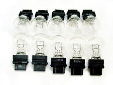 10x Pontiac 3157 12v Brake Tail Light Turn Signal Bulbs Stop Lamps NOS Quality