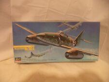 Hasegawa 1/72 Messerschmitt Me262A Swallow  WWII German Jet  FSK
