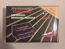 Pyramid BM-4 Universal AMP Bridging Module Switchable 4, 3, 2 Channel Mode
