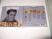 Elvis Presley - Original Album Classics (2012)  5 cd New & Sealed