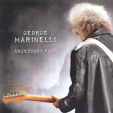 NEW Necessary Evil (Audio CD)