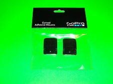 GO PRO GOPRO HERO 2 3 WHITE SILVER BLACK EDITION HD CAMERA CURVED ADHESIVE MOUNT