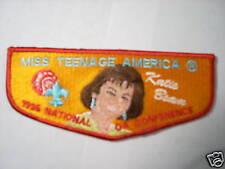 1996 NOAC MISS TEAMAGE AMERICA FLAP PATCH