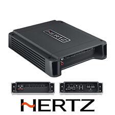 HERTZ HCP1D HCP 1D 700 WATT MONO CHANNEL STEREO SUBWOOFER BASS POWER AMPLIFIER