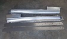 RENAULT 5 GT TURBO OUTER SILLS & INNER REPAIR SILL PANELS LEFT & RIGHT SET X 2