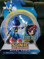 "Sonic The Hedgehog Metal Sonic 4""  Action Figure"