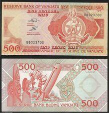 VANUATU - 500 Vatu ND (1993)  UNC  Pick 5a