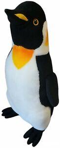 "MELISSA & DOUG Emperor Penguin Stuffed Animal Large Life Size 24"" Tall PLUSH TOY"
