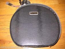 Lancome Makeup Cosmetic Makeup Bag Storage Travel Case brand new black