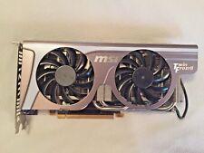 MSI GTX 560ti Twin Frozr an II - 1gb DVI HDMI