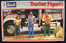 Revell 7445 - Trucker Figuren - 1:24-25 - für LKW Bausatz, Figures for Truck Kit