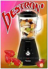 Bestron DYD2198 Designer Küchen Standmixer 300W Abnehmbare Glaskanne