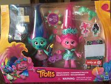 Trolls Sparklin' Scrapbook Exclusive Figure Doll 2-Pack