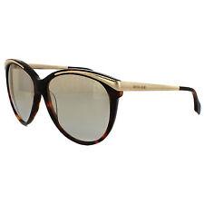 Roberto Cavalli Sunglasses Giunchiglia 670 53L Havana Gold Beige Grey Gradient