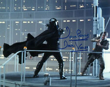 Dave Prowse (Star Wars - Darth Vader), Hand Signed 10 X 8 Photo.