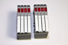 Bosch REXROTH IndraControl R-IB IL 24/230 DOR4/W-PAC 4ch Inline Relay Module